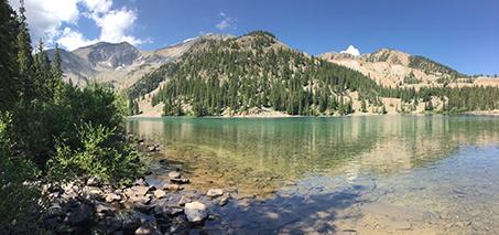 Thomas Lake Trail